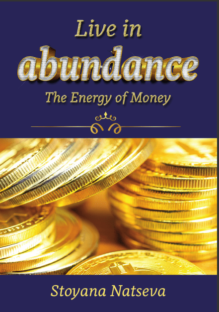 "E-book ""Live in abundance - The Energy of Money"""