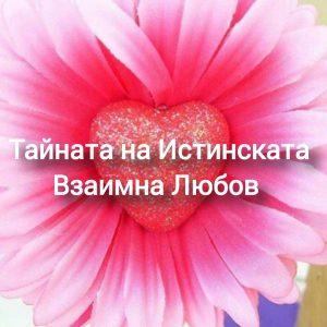 Видео курс Тайната на Истинската Взаимна Любов